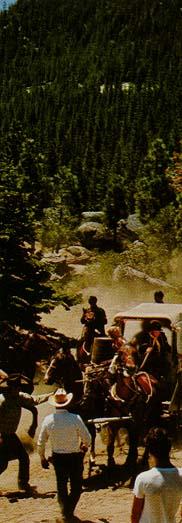 Ponderosa Wagon Camp Photo - 9
