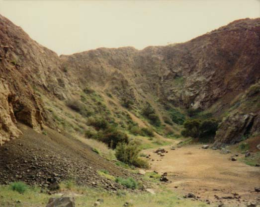 Bronson Canyon Photo  1