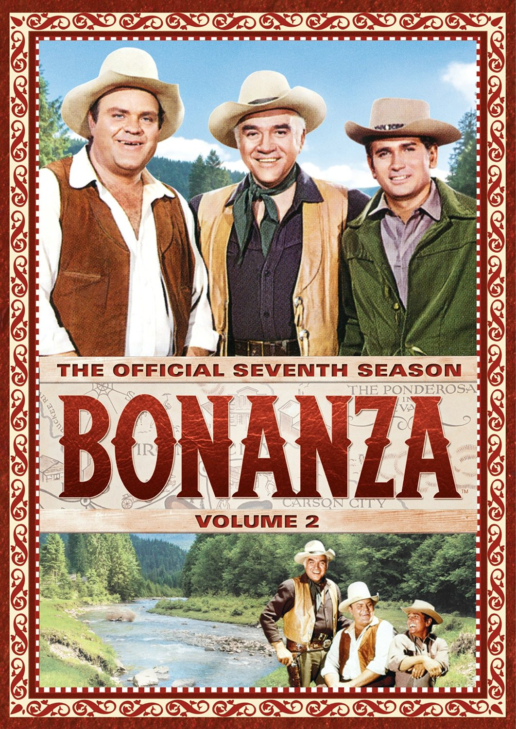 BONANZA The Official Fifth Season