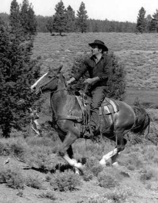 Adam riding Sport
