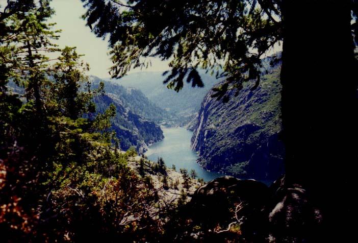 Donnell's Vista & Lake Photo