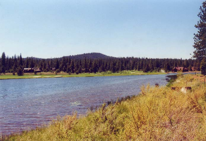 Gooseneck Reservoir Photo