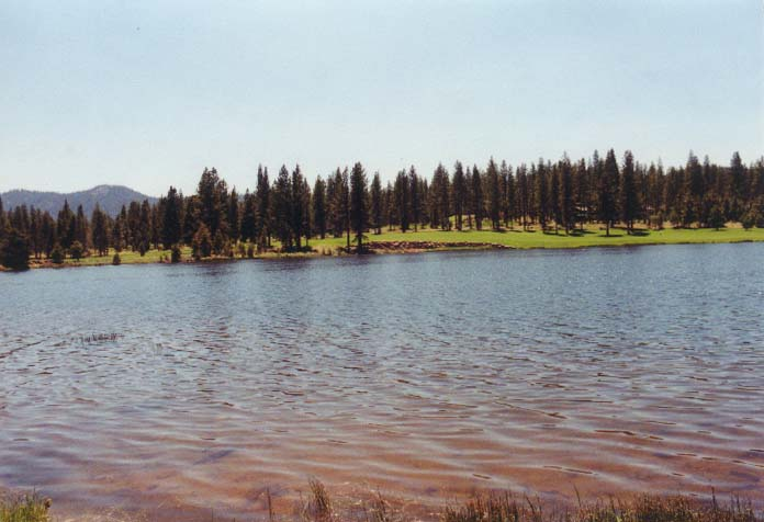 Gooseneck Reservoir Photo