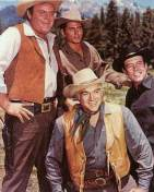 Hoss, Joe, Ben, and Adam