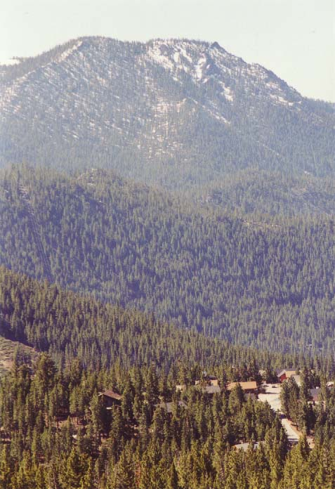 Mount Rose: West Summit Photo 21