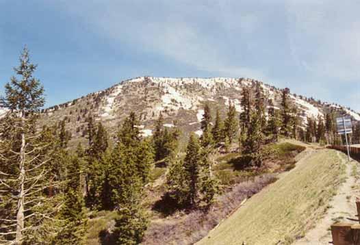 Rose Knob Peak Photo 2