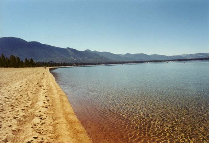 Nevada Beach Photo 3