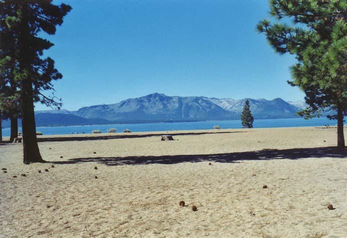 Nevada Beach Photo 2