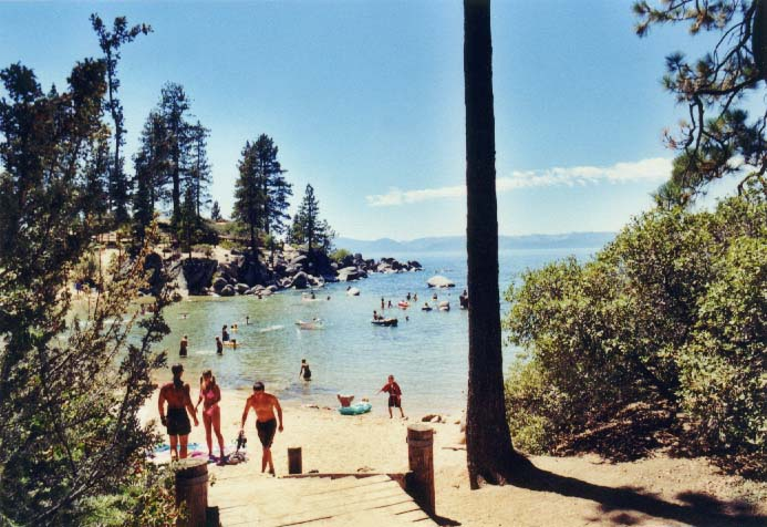 Sand Harbor Photo - 8