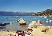 Sand Harbor Photo - 13