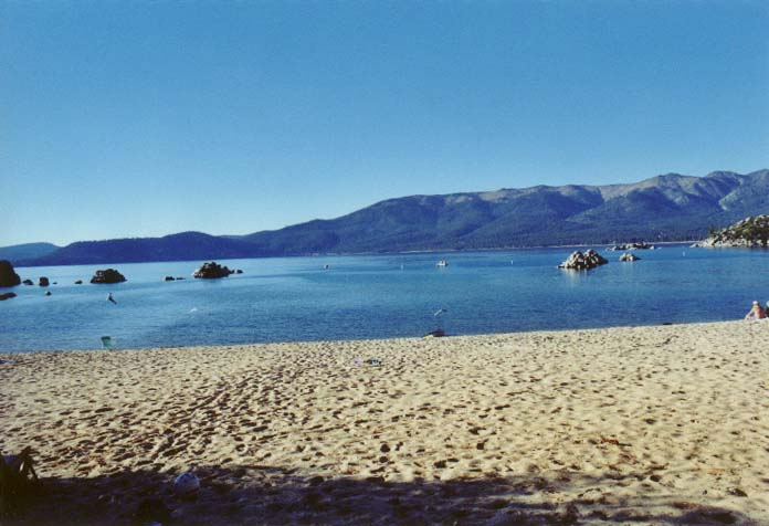 Sand Harbor Photo - 2
