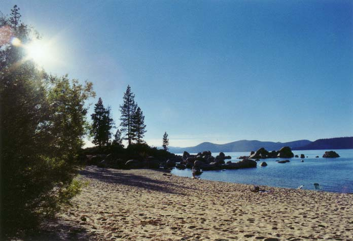 Sand Harbor Photo - 4