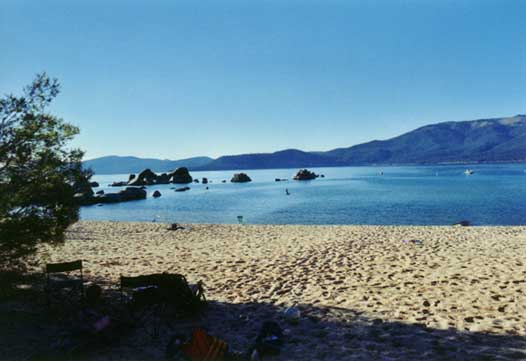 Sand Harbor Photo - 3