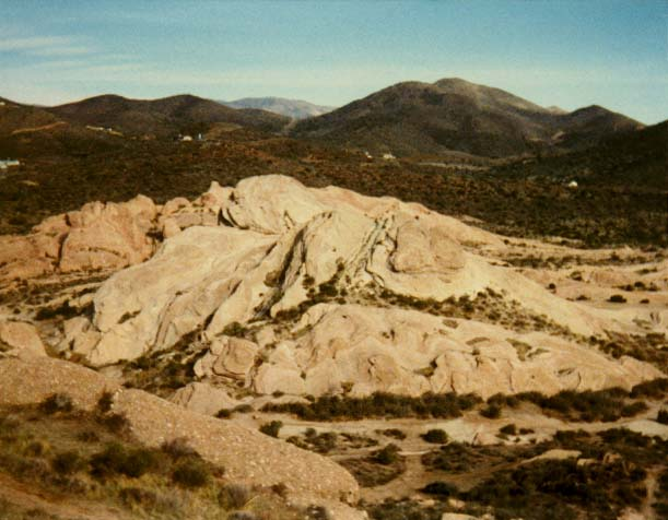 Vasquez Rocks Photo - 9