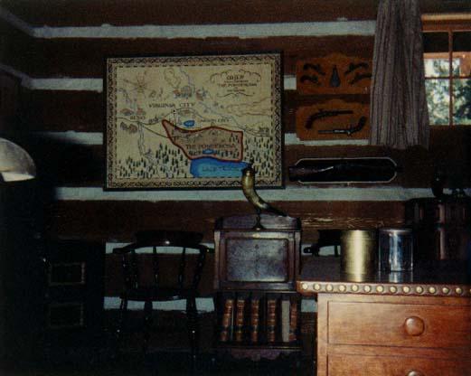 Ben's Desk
