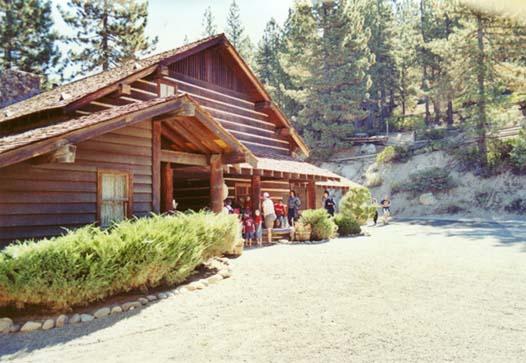Incline Village Ponderosa Ranch